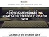 Agencia de Marketing Digital y diseño web Branditix
