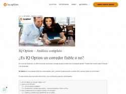 Detalles : IQ Option